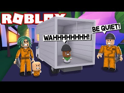 KIDNAPPED BY CRIMINALS!! - Roblox Adopt Me Update