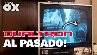DUALTRON CLASSIC CAR Exhibition   Coches Clasicos  Pontiac, Seat...