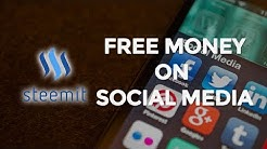 EARN MONEY ON SOCIAL MEDIA | Steemit is hugh | Genesis Mining Upgrade