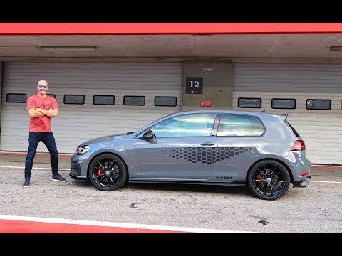 2019 VW GOLF GTi TCR | VOLKSWAGEN | ULTIMATE