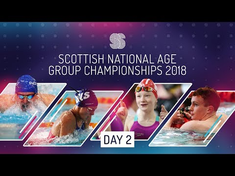 Day 2 | National Age Group Championships 2018