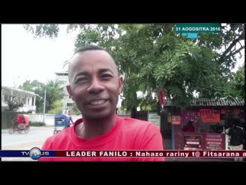 VAOVAO 31 AOGOSITRA 2016 BY TV PLUS MADAGASCAR