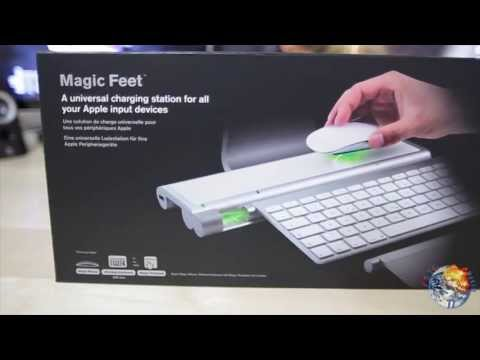 "Mobee Magic Feet ""Unboxing"""
