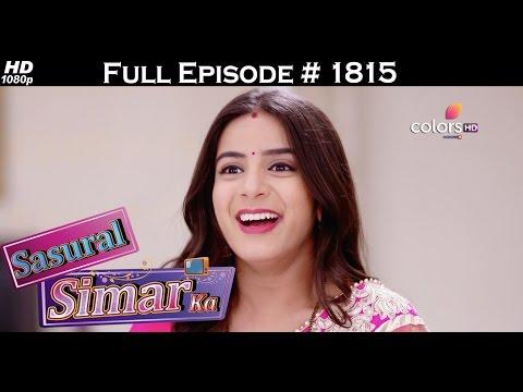 Sasural Simar Ka - 30th April 2017 - ससुराल सिमर का - Full Episode (HD) HD