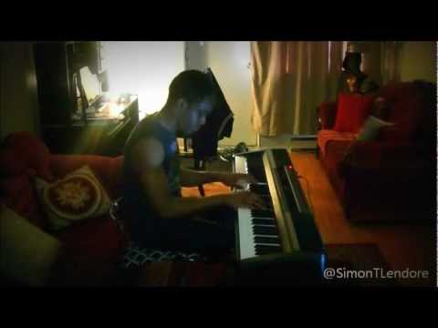 What Makes You Beautiful - @OneDirection Piano Cover by @SimonTLendore