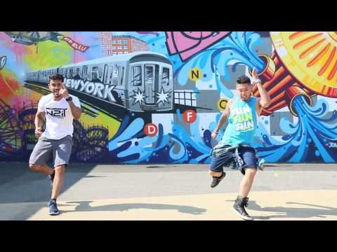 "Dance Cardio: ""GOZAR LA VIDA"" By FLAMA / Zumba ® Fitness Routine / Team IN2iT!"