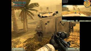 Battlefield 2 SP CO-OP Gameplay Maxed Out [PC HD]