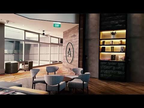 Aerotel Singapore Transit Hotel Changi Airport SIN - Review