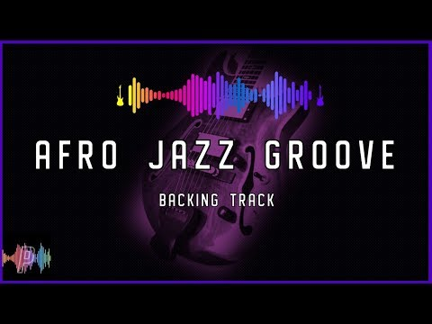Afro Jazz Groove Guitar Backing Track Jam in G Dorian