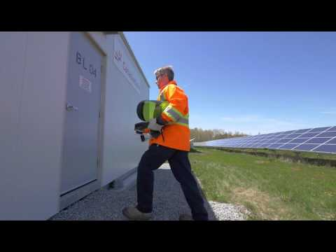 Canadian Solar O&M Services Video