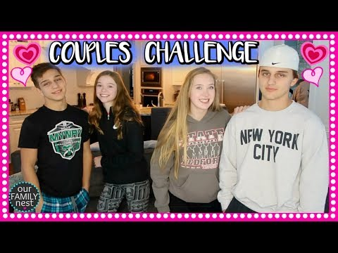 COUPLES CHALLENGE - WHICH COUPLE KNOWS ONE ANOTHER BEST?