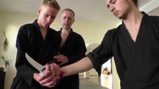 Teil-4 Messerabwehr Kinder-Jugend-Kampfsport erlernen