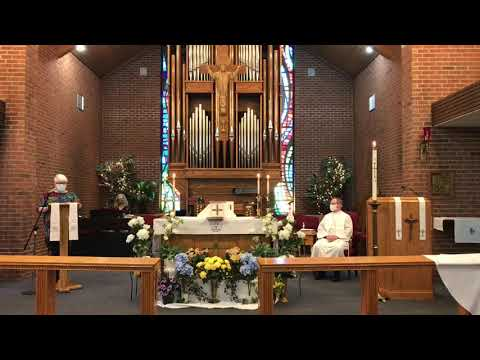 5 Easter - Holy Eucharist - 5/02/21