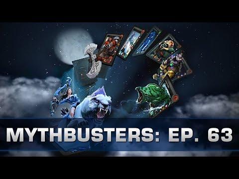 Dota 2 Mythbusters - Ep. 63