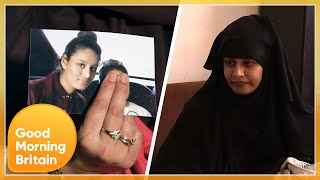 Should Shamima Begum Be Allowed to Return to the UK? | Good Morning Britain