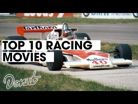 Top 10 Racing Movies of all Time  Donut Media