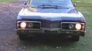 1967 Oldsmobile  Delmont 88 vid 5.wmv