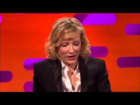 The Graham Norton Show 2012 S11x01 Ewan McGregor, Cate Blanchett, Michael Sheen Part 1 You