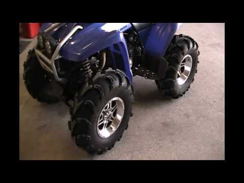 PART-1 Yamaha Wolverine 350 4X4 85mm BIG BORE 366cc kit & Hotcam stage one  cam install