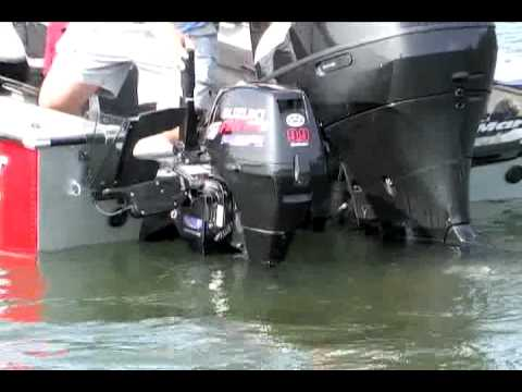 Trim and Tilt and Motor Lifts | Panther Marine Products