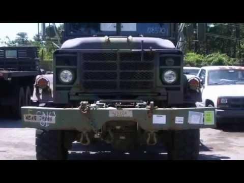 1989 BMY Harsco M925A2 Cargo Truck on GovLiquidation.com