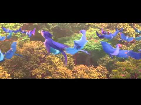 rio beautiful creatures (portugues) music video