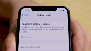 Gambar cover Apple is Locking iPhone Batteries to Discourage Independent Repair