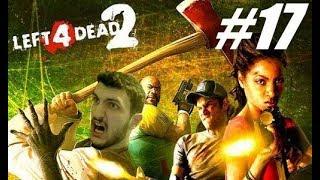 ROLLER COASTER KEYFİ!! : Left 4 Dead 2 Multiplayer 2017 w/kerem, Od1na, İDM #17
