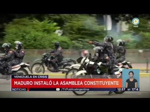 Venezuela en crisis: Violencia y polarización | #TPANoticiasInternacional