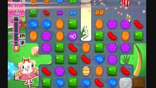 How to beat Candy Crush Saga Level 80 - 2 Stars - No Boosters - 23,224pts