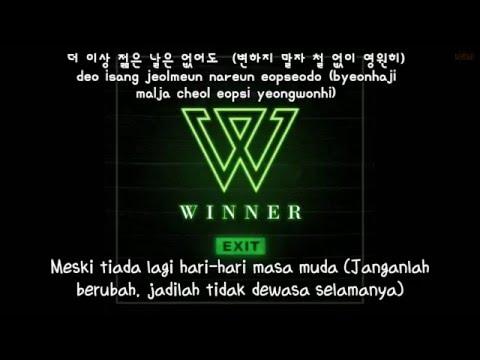 (INDO SUB/ Rom/ Hangul) IMMATURE - Winner