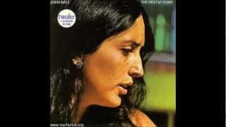 Joan Baez ~ If You Were a Carpenter  (HQ)