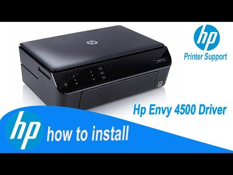 hp-envy-4500-driver,-how-to-install