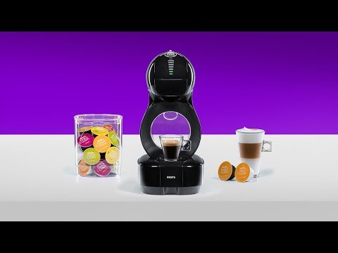 Set Up Your NESCAFÉ® Dolce Gusto® Lumio Coffee Machine By Krups®