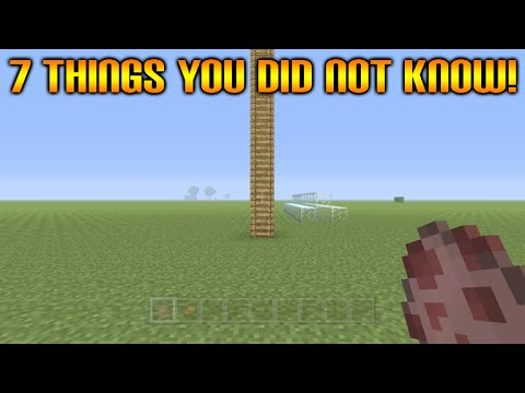 ★Minecraft Xbox 360 + PS3: 7 Cool Things You Possibly Didn't Know You Could Do In Minecraft★
