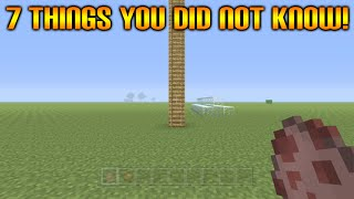★Minecraft Xbox 360 + PS3: 7 Cool Things You Possibly Didn