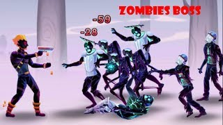Zombie Rush - Funny Game - G4K Android Gameplay