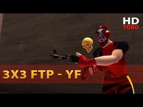 Контра Сити: 3х3 FTP vs YF