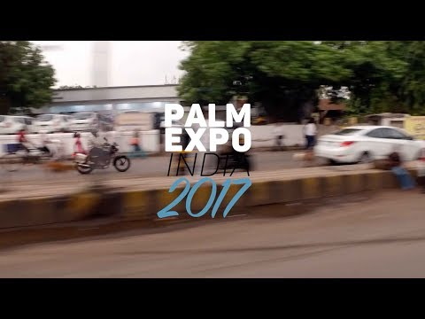 Palm Expo India 2017