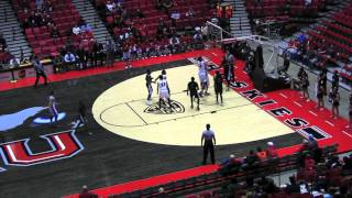 NIU Men's Basketball 2014-15 Non-Conference Highlights