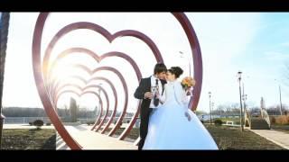 свадьба Александра и Ольги. 18 декабря 2015 г. Армавир