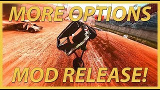 FlatOut Ultimate Carnage More Options Mod Release