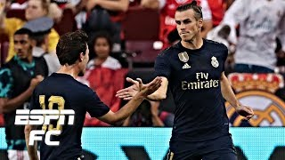 Gareth Bale steals headlines as Real Madrid beat Arsenal on penalties | International Champions Cup