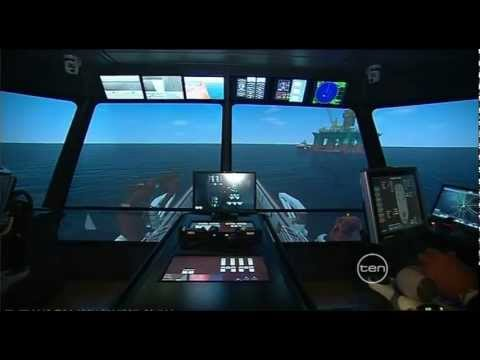 Farstad Shipping Offshore Simulation Centre - Channel 10 Feature