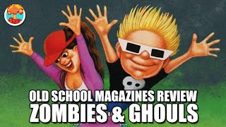 1990s Critics Review Zombies Ate My Neighbors & Ghoul Patrol - Defunct Games