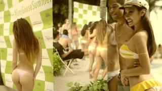 Hawaii Grey Goose Summer Club ( Calvin Harris - Summer Filous &amp Kitty Gorgi Cover)