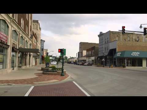 Some Cool Places in Town: Sights and Sounds of Downtown Elkhart Indiana