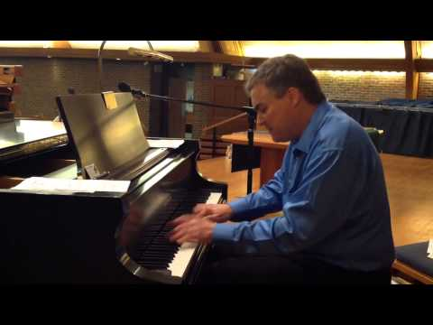 What A Friend We Have in Jesus - Dave Powers, Pianist