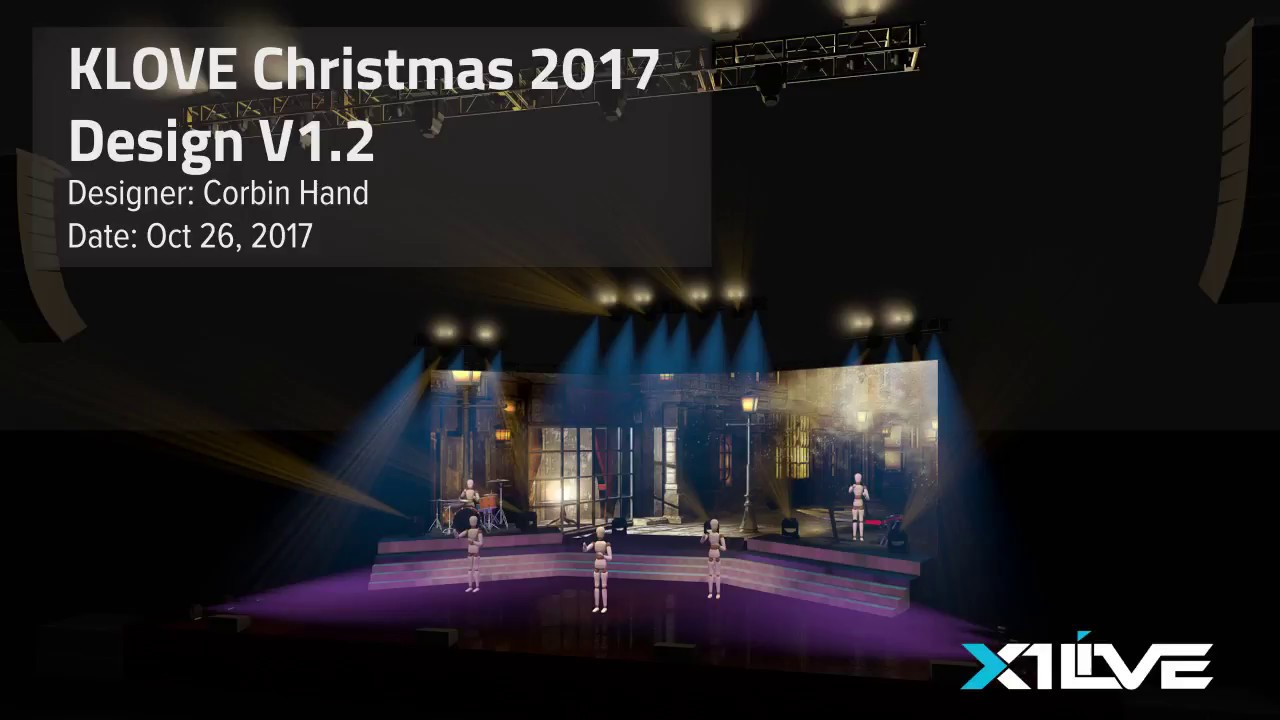KLOVE Christmas 2017 Clip - YouTube