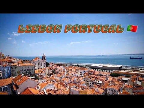 Walking Around Lisbon Portugal 2021 🇵🇹